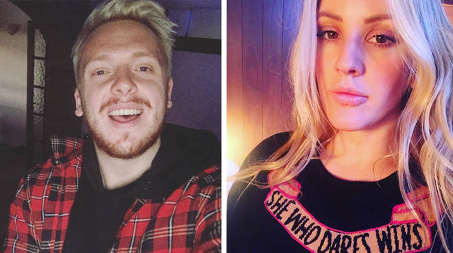 Elle Goulding gets into Twitter spat with YouTuber JaackMaate