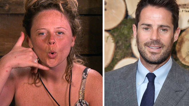 Emily Atack confesses she has a huge crush on Jamie Redknapp