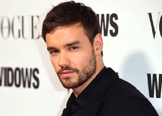 Liam Payne looking hot on the red carpet