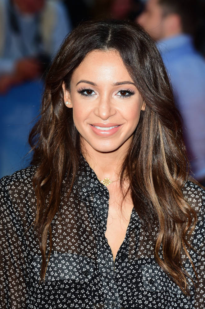 Danielle Peazer at movie premiere after Liam Payne split