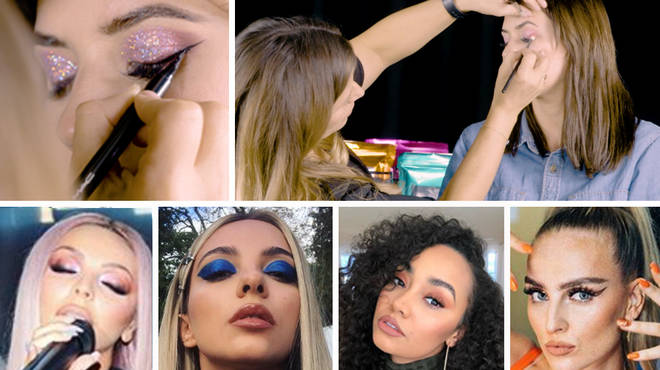 Learn how to copy Little Mix's looks.
