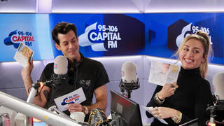 Miley Cyrus and Mark Ronson dished the dirt on each other