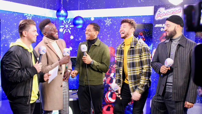 Sonny Jay caught up with Rak-Su before their #CapitalJBB performance