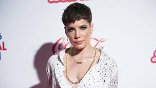 Halsey at Capital's Jingle Bell Ball