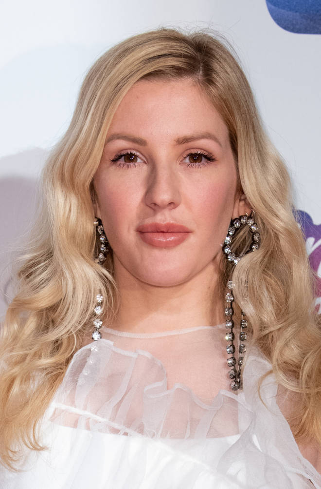 Ellie Goulding's tight lipped about wedding plans but her JBB performance suggests she's excited