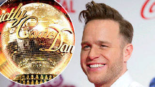 Olly Murs talks about the possibility of Strictly Come Dancing