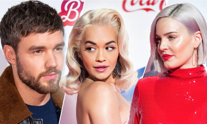 The stars of the Jingle Bell Ball have got us shook with their red carpet looks