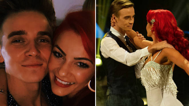 Joe Sugg and his partner Dianne Buswell are apparently dating.