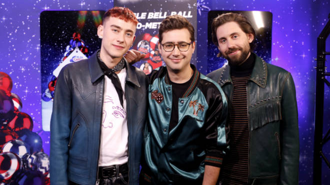 Years & Years tell us they'd love a Little Mix collab Jingle Bell Ball 2018