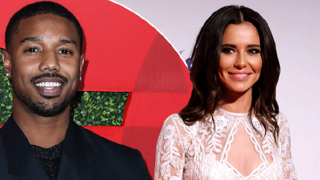 Cheryl teases her possible romance with Michael B Jordan