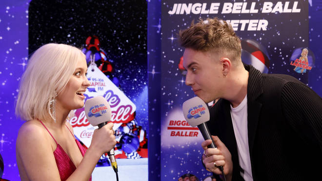 Roman Kemp couldn't believe Zara Larsson's Christmas confession