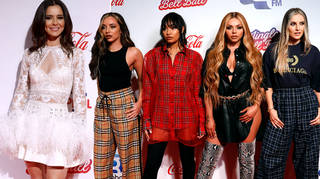 Sunday Jingle Bell Ball 2018 red carpet looks from Cheryl, Little Mix & more