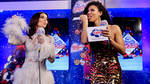 Cheryl taught Vick Hope a dance routine at the #CapitalJBB