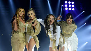 Little Mix closed the Ball in amazing style!