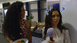 Cheryl tackles Diva Dares backstage at the #CapitalJBB