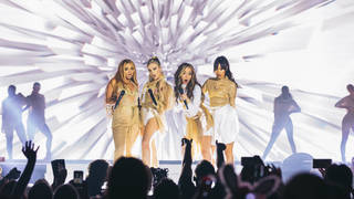 Little Mix at the Jingle Bell Ball 2018