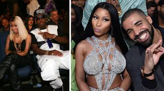 Nicki Minaj has been linked to some equally big names.