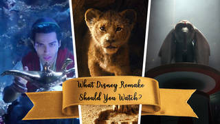 What Disney live-action remake should you watch?