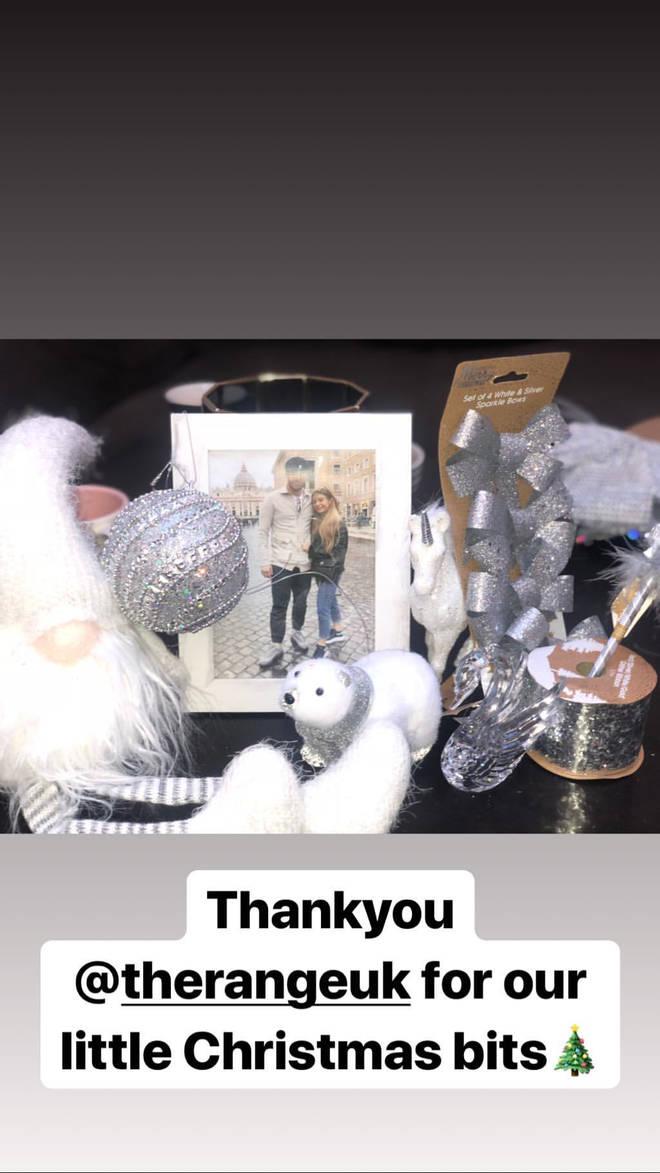 Jack Fincham appeared on Dani Dyer's Instagram Story