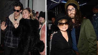 Miley Cyrus, Mark Ronson And Sean Ono Lennon cover 'War Is Over (Happy Xmas)