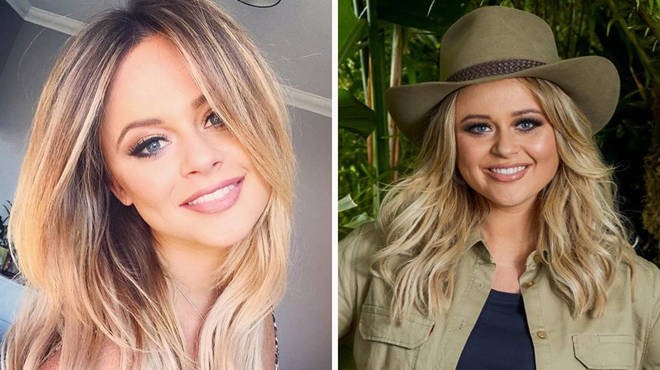 Emily Atack put a body shame in his place.