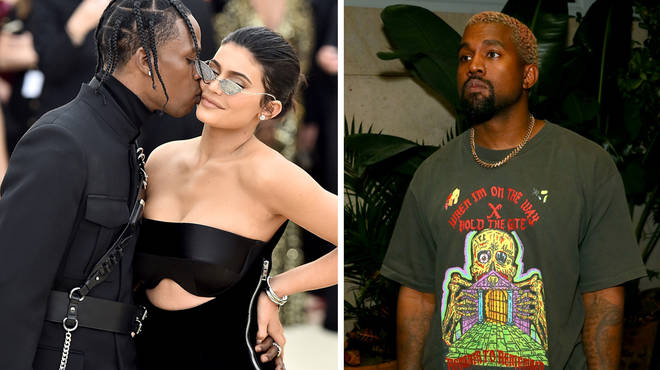 Kylie Jenner insists there is no bad blood between Travis Scott and Kanye West