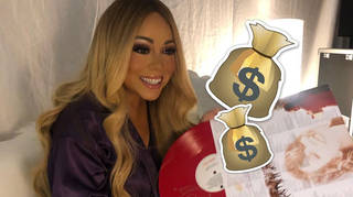How much money does Mariah Carey earn?