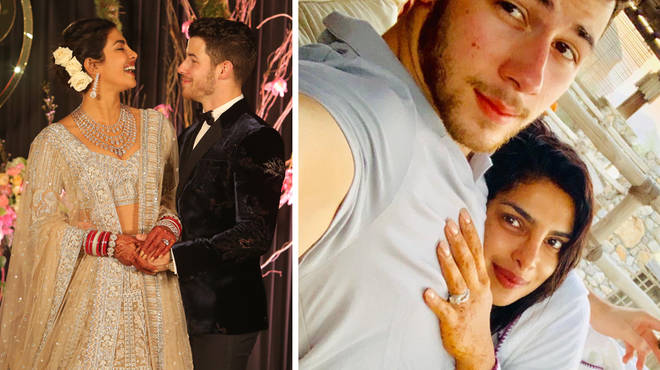 Priyanka Chopra and Nick Jonas headed to India for a second and third wedding reception