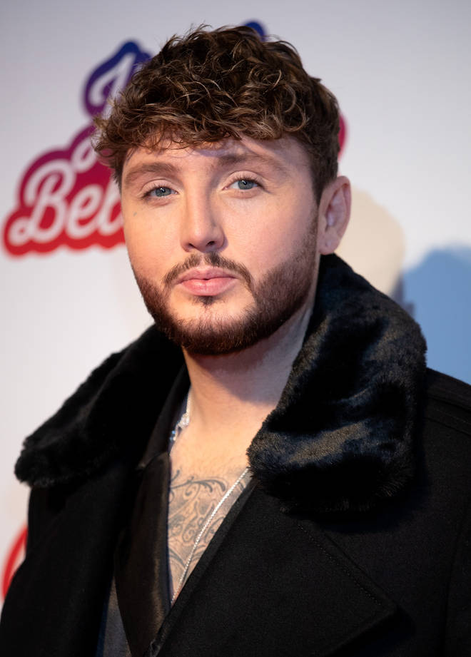 James Arthur has thanked fans for their support.