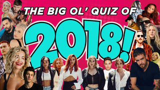Can you pass Capital's Big Ol' Quiz of 2018?