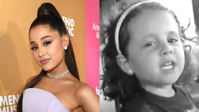 Ariana Grande Has Posted The Cutest Throwback Video Of Her Singing
