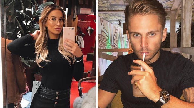 Ferne McCann addresses romance rumours with Love Island's Charlie Brake