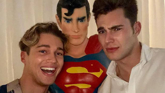AJ Pritchard and his brother Curtis are recovering following a terrifying nightclub attack.