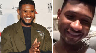 Usher reveals whole new look & the internet has been roasting him
