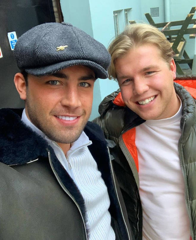Jack Fincham's brother Oliver looks so similar to the Love Island champion