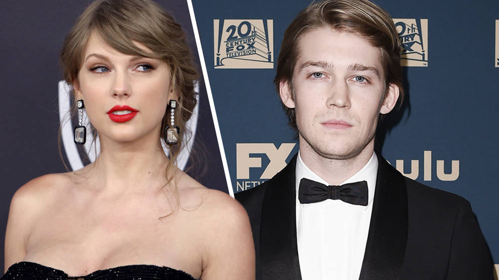 Taylor Swift Boyfriend Joe Alwyn Kept Their Distance At The 2019 Golden Globes Capital