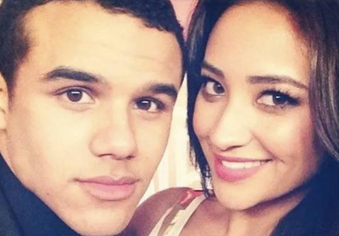 Shay Mitchell and Jacob Artist
