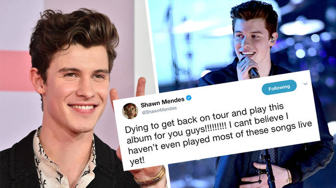Shawn Mendes Tour 2020.Shawn Mendes Has Revealed Details About His World Tour