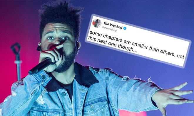 The Weeknd teases new song 'Lost In The Fire' & promises fans sixth album