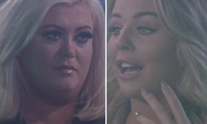 Lydia confronted Gemma after finding out she'd slept with Arg hours before she did in Marbella.