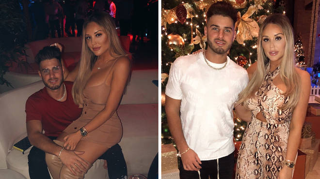 Charlotte Crosby and Josh Ritchie will be joining Celebrity Coach Trip