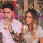 Geordie Shore's Charlotte Crosby has shared a video of her undergoing laser tattoo removal.
