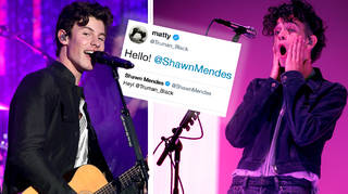 Shawn Mendes & Matt Healy chatting on Twitter sparks collaboration rumours