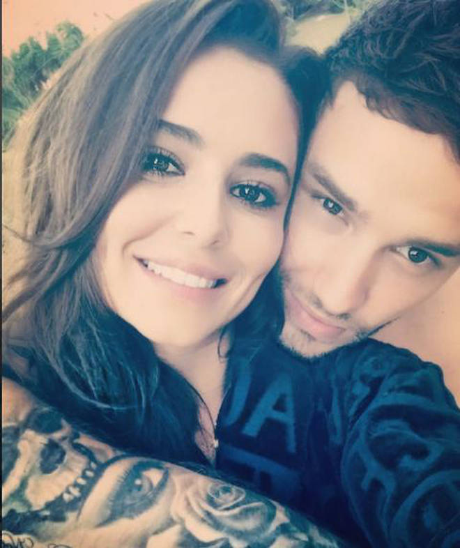 Cheryl and Liam Payne split up last year but have a good friendship.