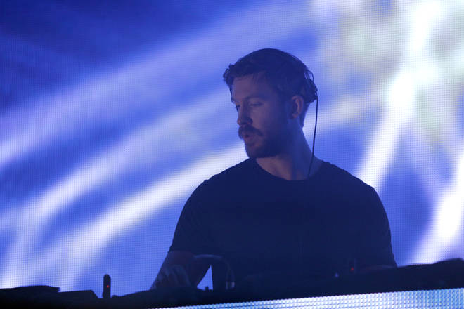 """Calvin Harris called out a troll who accused him for being a """"cash grab"""""""