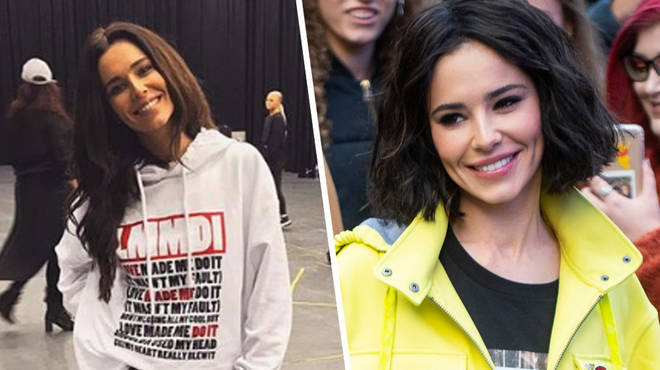Cheryl slammed rumours that she had plastic surgery or fillers.