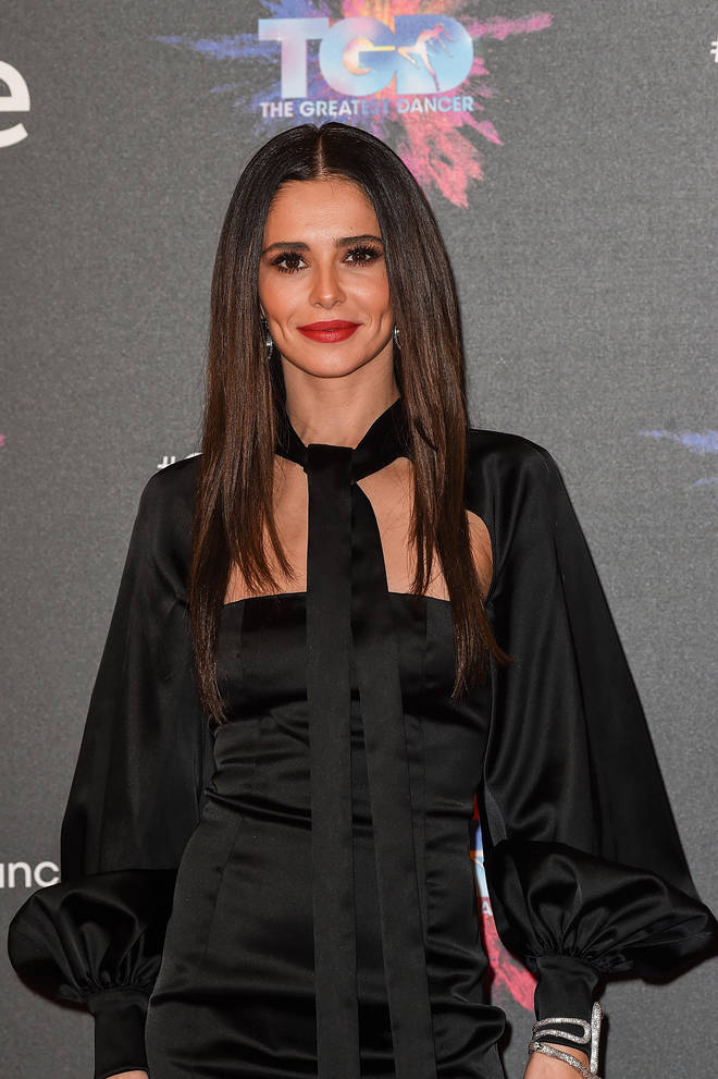 Cheryl's one of the dance captain's on new talent show, The Greatest Dancer