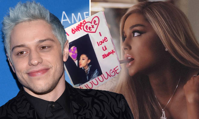 Pete Davidson's not happy about ex's Ariana Grande's 'huge' comments