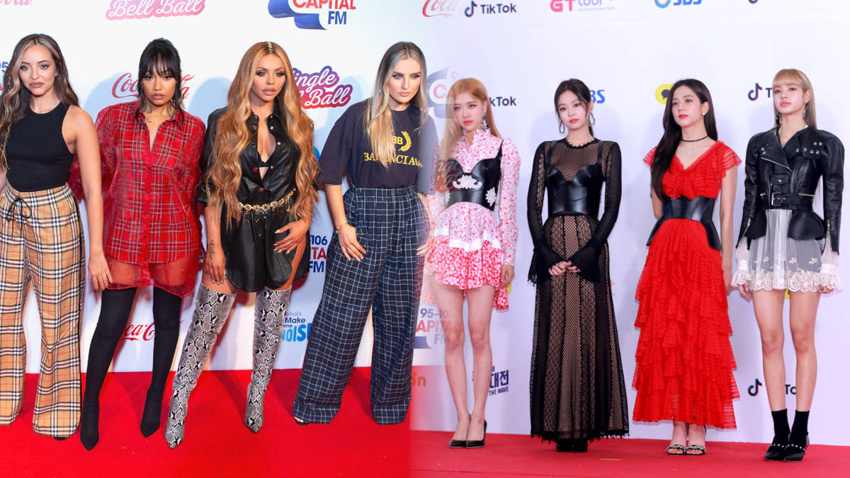 Little Mix Hope For A Collaboration With South Korean ...