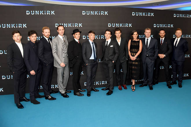 Harry Styles made his acting debut in Dunkirk alongside this all-star cast.